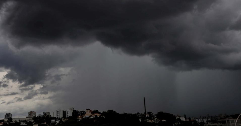 Resultado de imagem para fotos de nuvens carregadas de chuvas