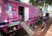 f0c589700f Outubro Rosa  exames de mama e preventivo acontecem hoje no Paço Municipal