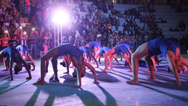 cba21e43f1 MS NA MÍDIA - Segunda edição da ginástica de gala da REME reúne 200 ...